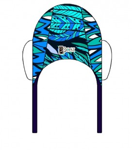 Waterpolo Cap Dragon Blue