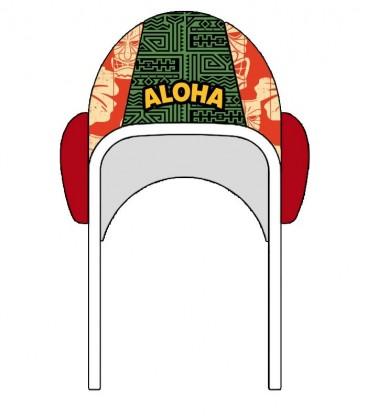 Waterpolo Cap Totem Hawaii