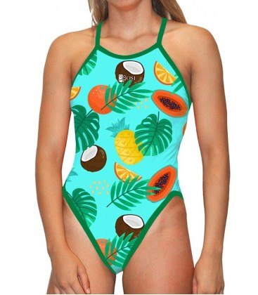 Classic Swimsuit Fruits