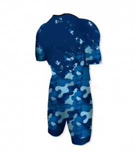 Aero Trisuit Army Blue