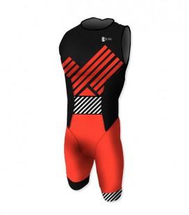 Super Sprint Trisuit Caution