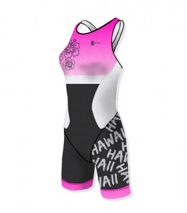 Woman Trisuit Hawaii