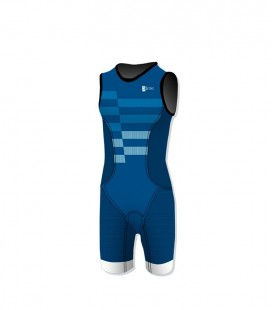 Kids Trisuit Line Blue