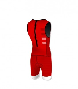 Kids Trisuit Line Red