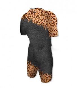 Aero Trisuit Leopard