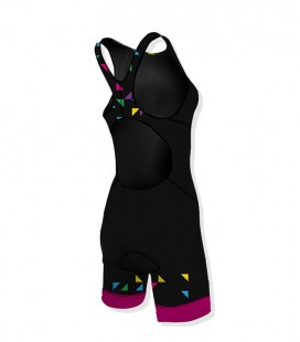 Woman Trisuit Triangle