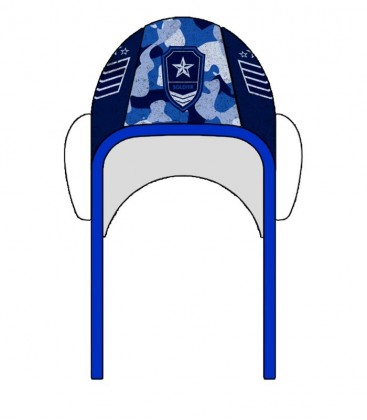 Waterpolo Cap Army Blue