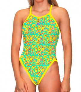 Classic Swimsuit Smiley