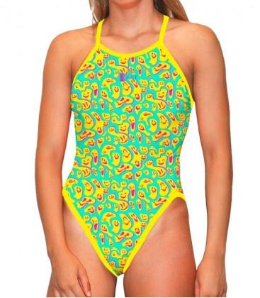 Classic Swimsuit Smiley