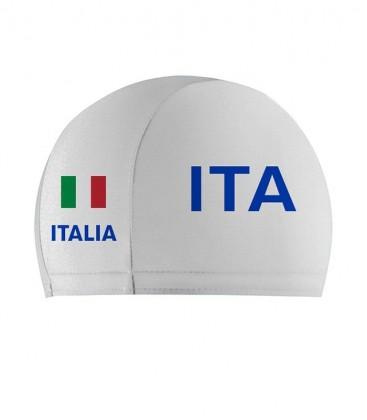 PBT Cap Italy White