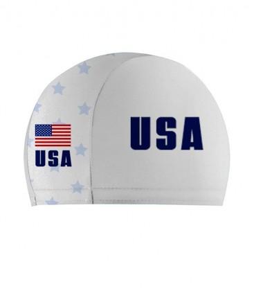 PBT Cap USA White