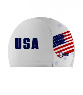 PBT Cap USA White