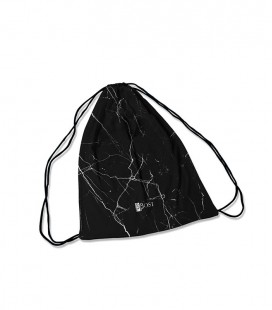 Backpack Black Marble
