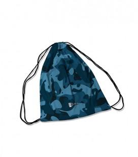 Backpack Camo Blue
