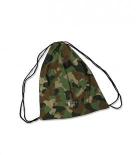 Backpack Camo Green