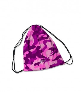 Backpack Camo Pink
