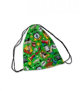 Backpack Comic