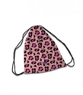 Backpack Pink Leopard