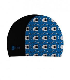 PBT Cap Unicorn Skull Blue