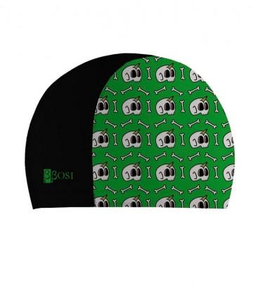 PBT Cap Unicorn Skull Green