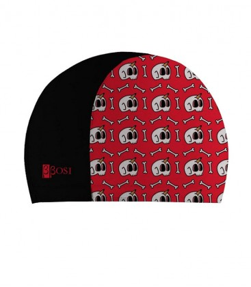 PBT Cap Unicorn Skull Red