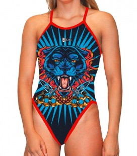 Classic Swimsuit Panther