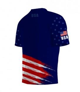 Running T-shirt USA 2020