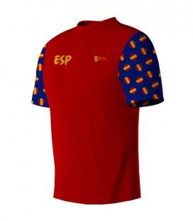 Running T-shirt Spain