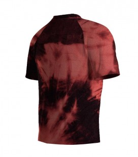 Running T-shirt Faded Red