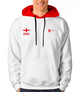 Sweatshirt England White 2020