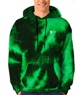Sweatshirt Fade Green