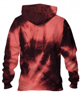 Sweatshirt Fade Red