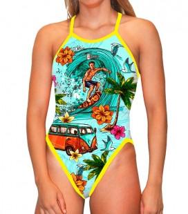 Classic Swimsuit Ohana