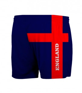 Short England Blue 2020