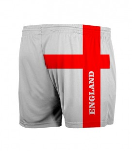 Short England White 2020