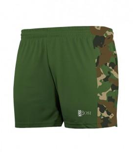 Short Camo Green