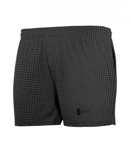 Short Halftone Black