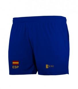 Short Spain Blue 2020