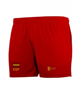 Short Spain Red 2020