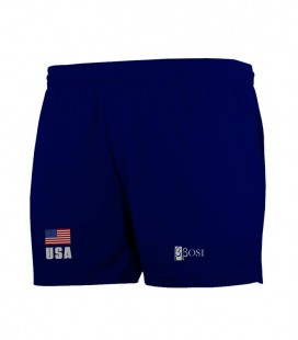 Short USA Blue 2020