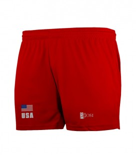 Short USA Red 2020