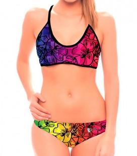 Bikini Color Flower