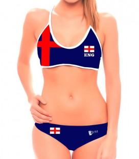 Bikini England Blue 2020