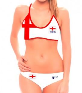 Bikini England White 2020
