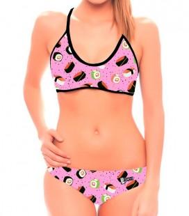 Bikini Sushi Pink