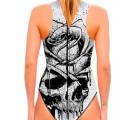 Waterpolo Viking Skull Woman