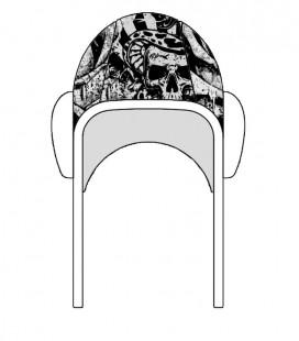 Waterpolo Cap Viking Skull