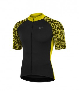 Maillot Brain Yellow