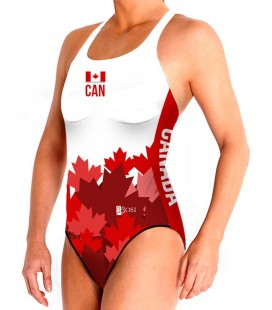 Waterpolo Fit Canada Woman