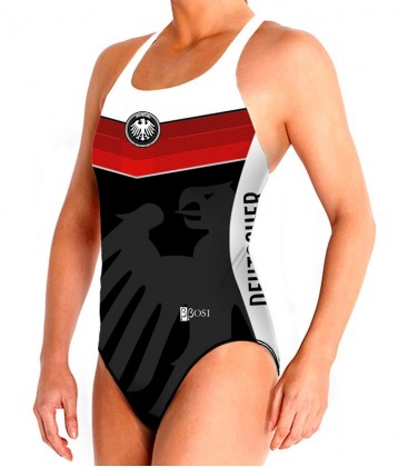 Waterpolo Fit Germany Woman